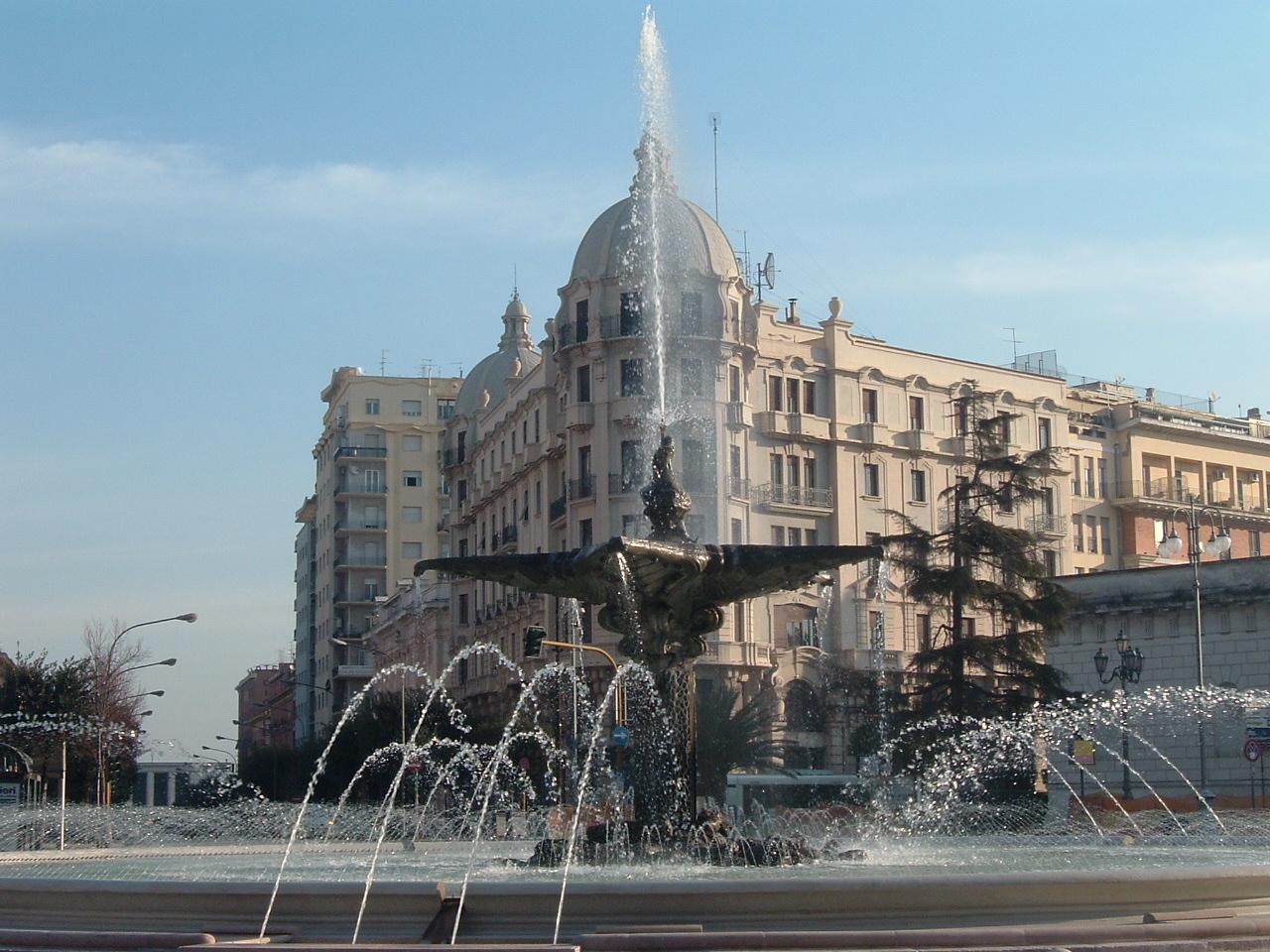 La fontana del Sele